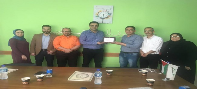 Natuf signs a memorandum of understanding with the Haifa Association for the Children with Diabetics