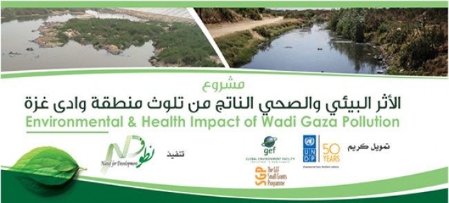 Environmental & Health Impact of Wadi Gaza Pollution