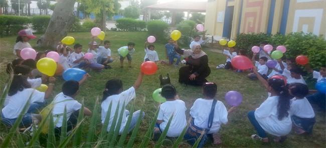 مشروع مخيم صيفك أحلى لعام 2016م