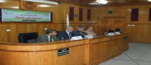 يوم البيئة العربي 2012 في الجامعة الاسلامية