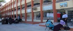 مشروع تأثيث وتجهيز 12 مدرسة